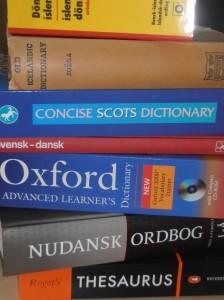 ordbøger